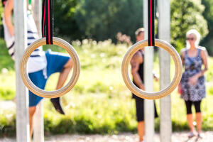 Outdoor-Fitness-Park