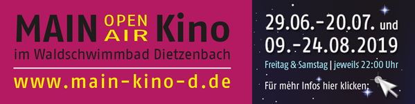 Banner zum MAIN-Open-Air-Kino