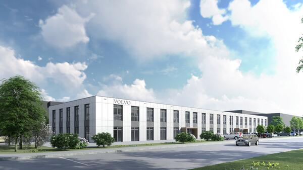 Volvo Car Group Competence Center Dietzenbach 2019