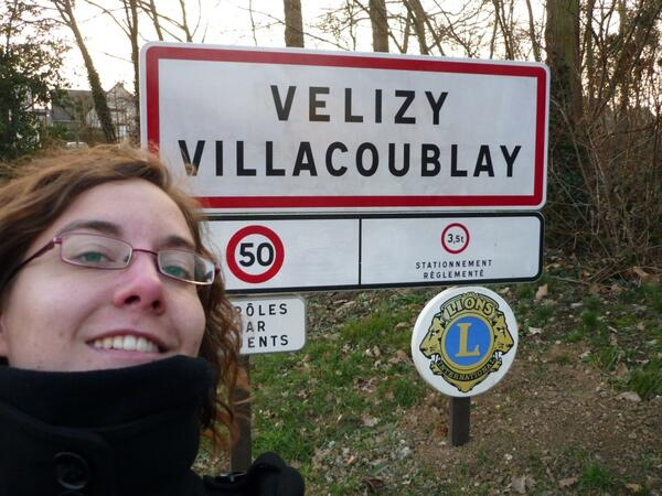 Bente Göbel in Velizy