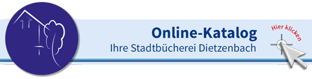 Ihr Klick zum Online-Katalog der Stadtbücherei Dietzenbach