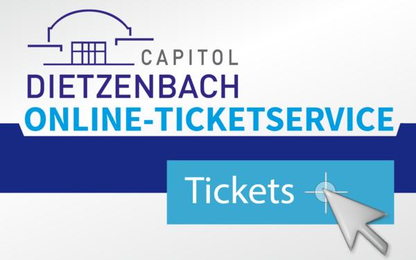Online-Tickets fürs Dietzenbacher Capitol