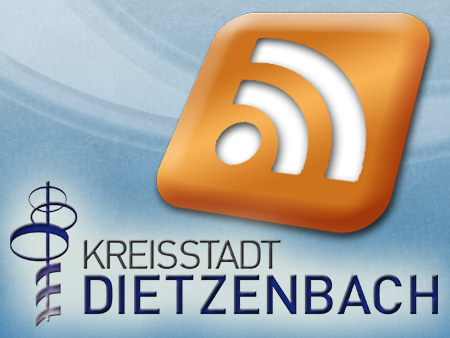 RSS-Feeds der Kreisstadt Dietzenbach