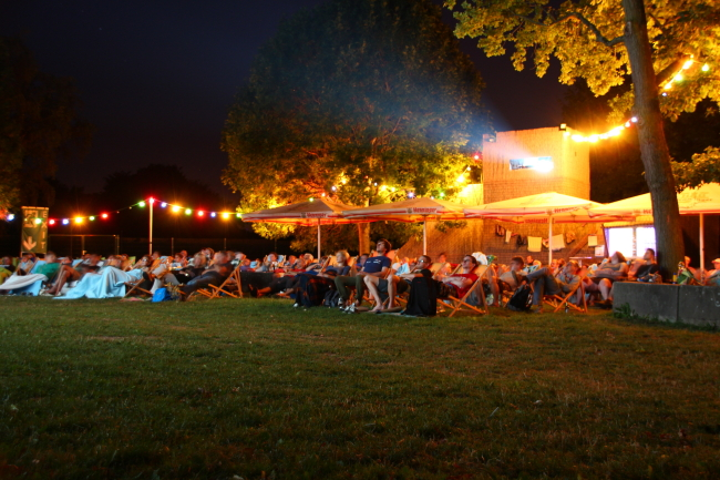 Open-Air-Kino in Dietzenbach