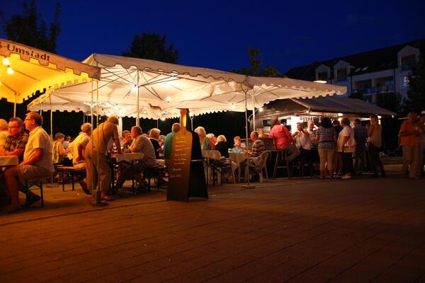 Weinfest in Dietzenbach
