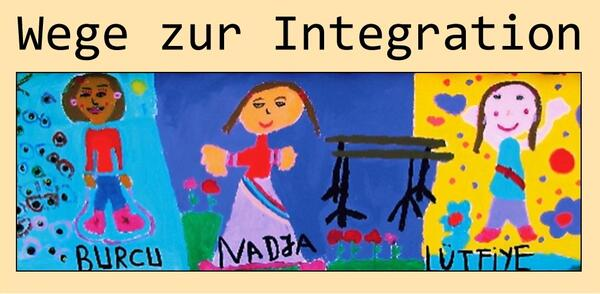 Logo Wege zur Integration
