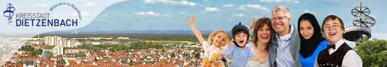 Dietzenbach Einwohner