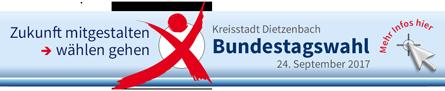 Mehr Informationen zur Kommunalwahl in Dietzenbach finden Sie hier